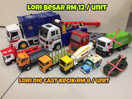 Misc lorries and trucks