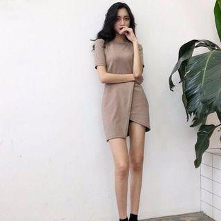 🚚 Brown dress #EndgameYourExcess
