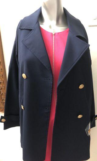 P&CO Jacket With Embroidery