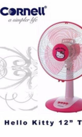 Hello kitty fan