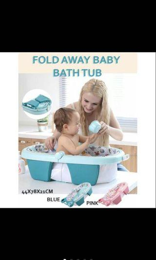 Baby foldable bath / Pool