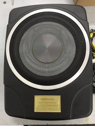 MBQ ACTIVE SUBWOOFER 10 inch