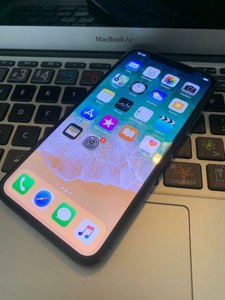 Iphone x 64gb fullset sg set