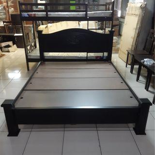 "Wooden Bed Frame 60""x75"""
