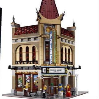 LEGO 10232 Palace Cinema (二手)