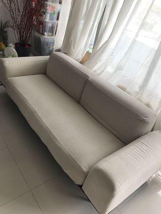 Vibieffe Fabric Sofa