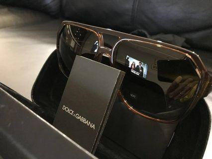 Authentic DOLCE & GABBANA Sunshade