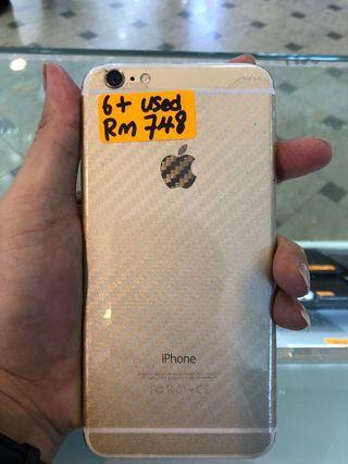 IPhone 6plus 16gb used