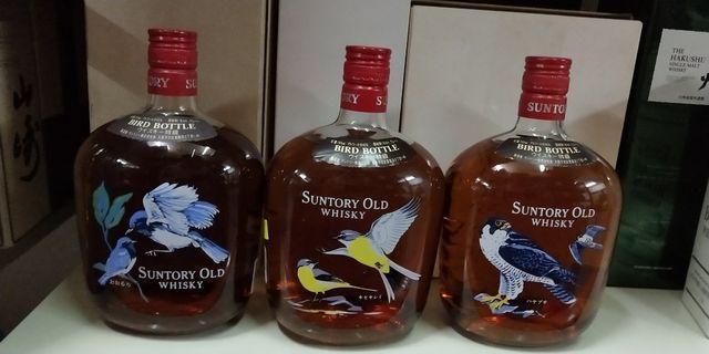 日本威士忌一套三支