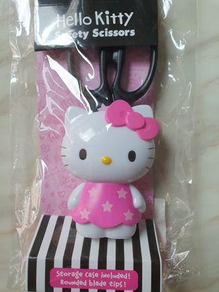 Hello kitty safety scissors