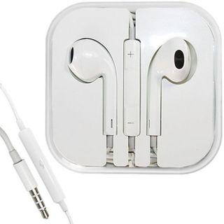 iPhone headset earphone