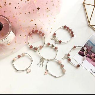 [po] dreamy mermaid bracelets