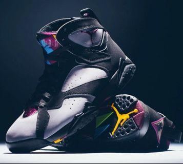 Nike Air Jordan 7 Bordeaux (2015 OG release)