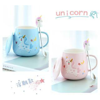 🚚 [PO] 3D Unicorn/Pig/Rabbit Cup
