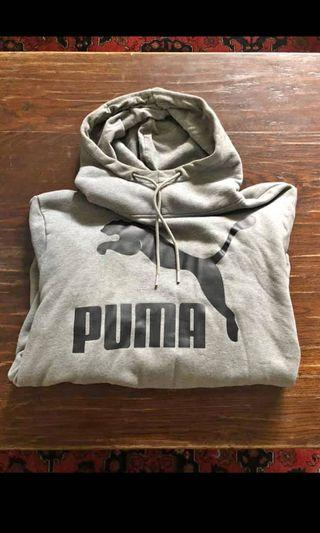 Puma grey Hoodie