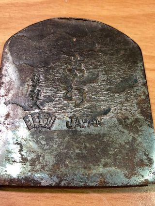 早期日本達人木鉋刀刃 [夢幻]稀有