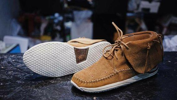Visvim shoes resole