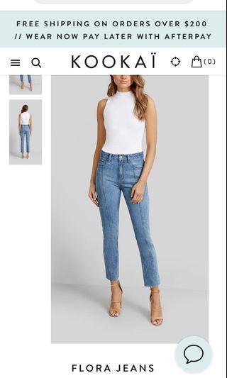 Kookai Flora jeans