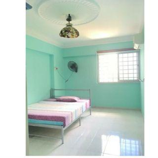 Common room at 538 jurong west avenue 1 for rent! Aircon wifi!