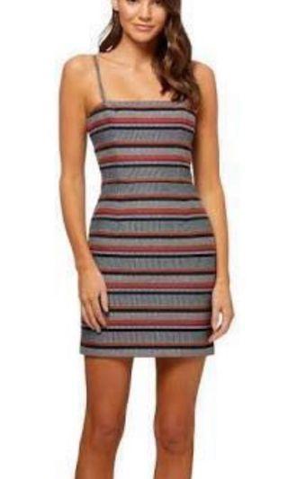 Kookai Bahama Jacquard Dress