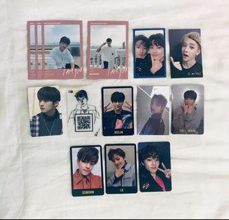 Stray Kids Official Photocard