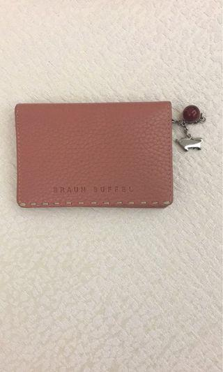 🚚 Braun Buffel card holder
