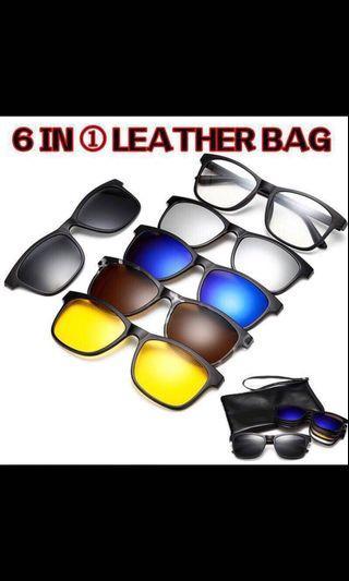 Glasses- Magnetic Sunshades