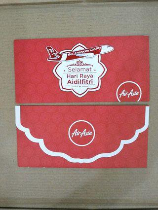 AIR ASIA 2014 Green Packet