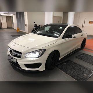 Mercedes-Benz CLA 45