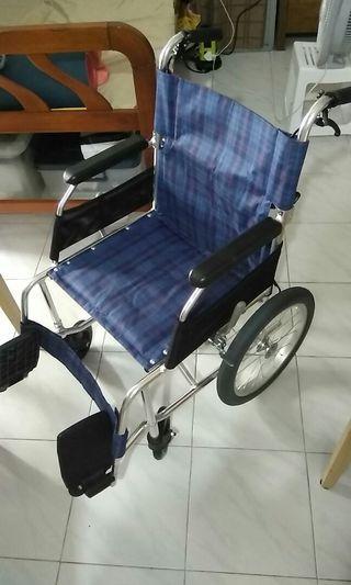 可折疊輪椅