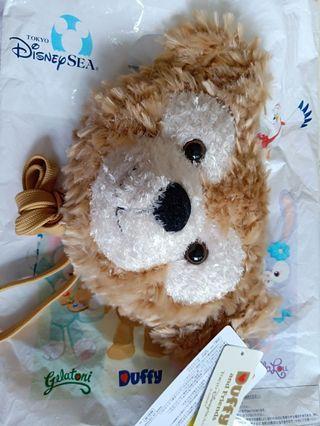 Duffy sling purse