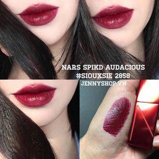 Nars Spiked Audacious - Siouxsie