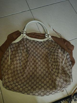 Gucci hobo bag original