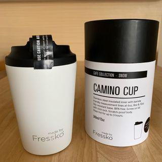 Camino Cup Stainless steel coffee cup 不鏽鋼保溫咖啡杯