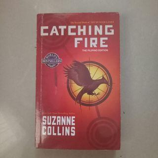 Catching fire tagalog version
