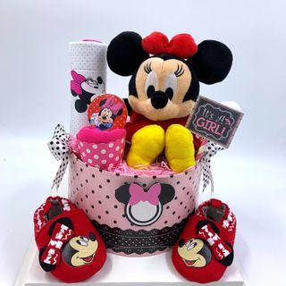 Ready stock! Minnie Mouse Diapers Cake