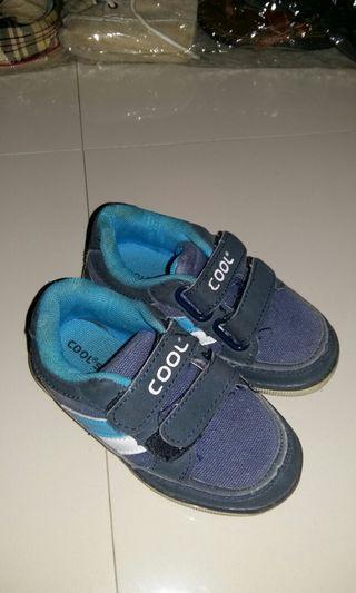 Sepatu anak COOL KIDS original, uk 24 (16cm). Kondisi jaminan Bagus 👍👍