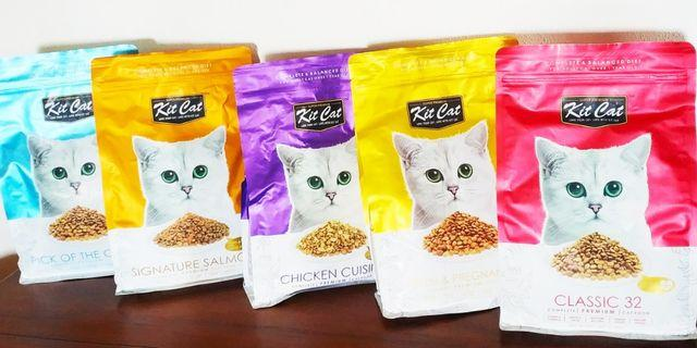 KIT CAT SUOER PREMIUM DRIED KIBBLES 1.2KG