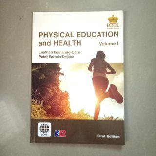 Physical education and health vol 1 (grade 11 / SHS BOOK)