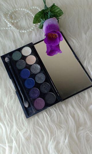 Sleek eyeshadow pallete