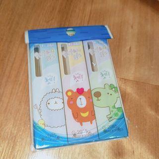 🚚 金色筆心3盒