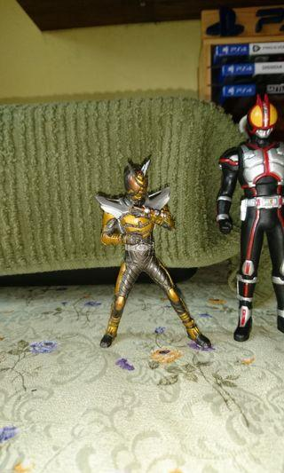 Used Sofubi & HDM Faiz Ryuga The Bee