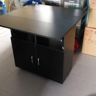 Side Table/foldable dinning table