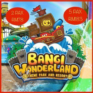 Bangi wonderland
