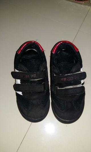 Sepatu fashion anak uk 28 (18,5cm) kondisi jaminan Bagus 👍👍