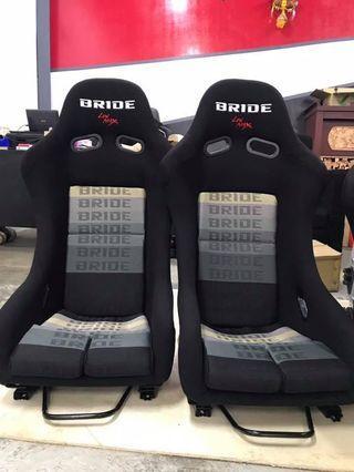 BUCKET SEAT SSCUS & BRIDE & RECARO