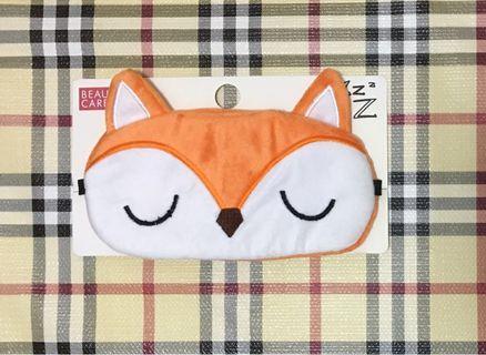 Cute Fox Face Eye Mask