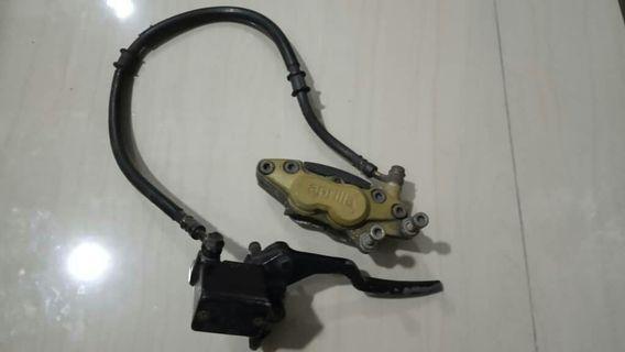 Brek depan Aprilia RS125