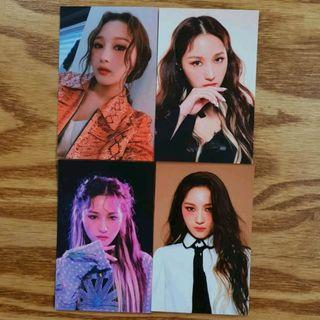 WTS Dreamcatcher AITC Siyeon Photocard