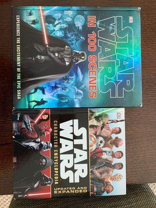 Star Wars Hardcover books